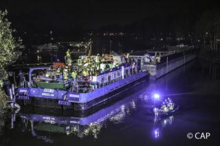 Einsatzbericht Schiff Seelze