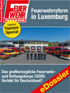 Produkt: Download Feuerwehrreform in Luxemburg