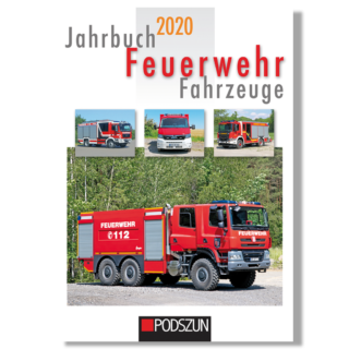 Jahrbuch Feuerwehrfahrzeuge 2020