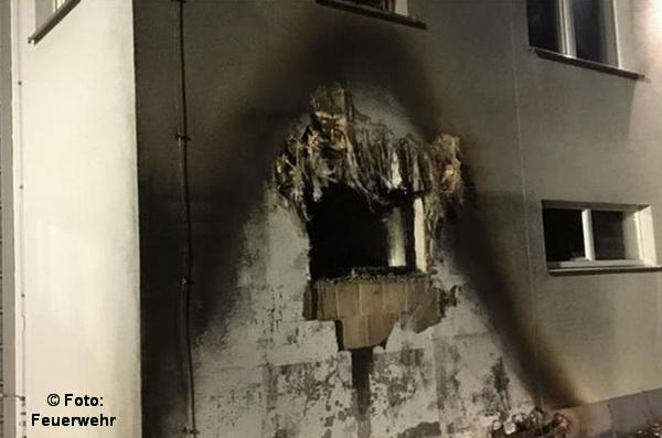 Brandstiftung bei der Feuerwehr Witten - Feuerwehr-Magazin