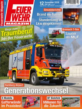 Feuerwehr-Magazin 12/2019