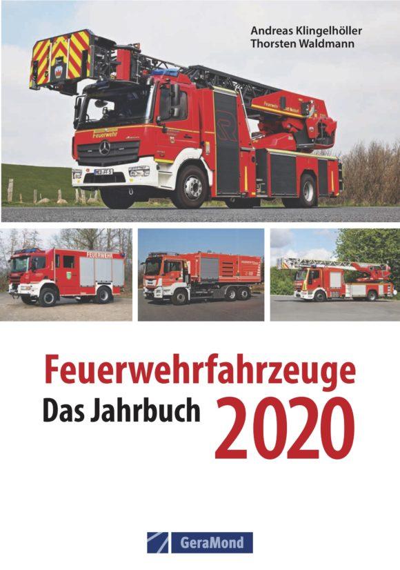 Feuerwehrfahrzeuge 2020 - das Jahrbuch - GeraMond