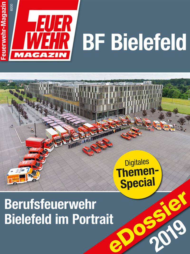 Produkt: Download: Berufsfeuerwehr Bielefeld