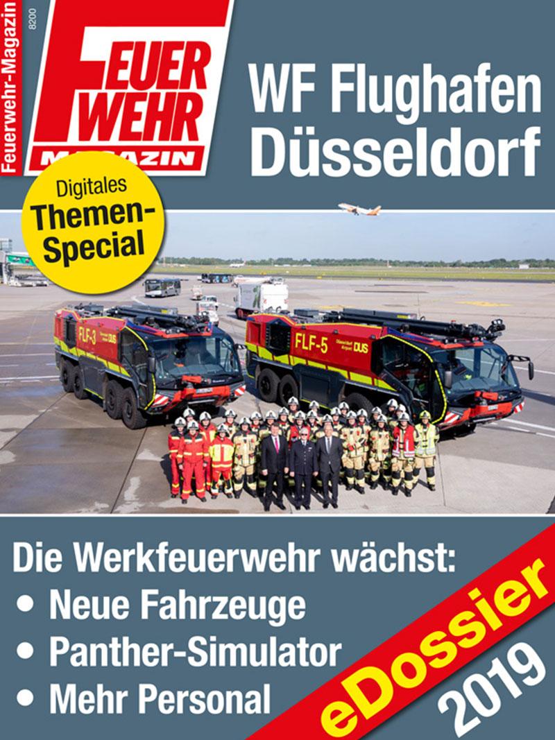 Produkt: Download: Werkfeuerwehr Flughafen Düsseldorf