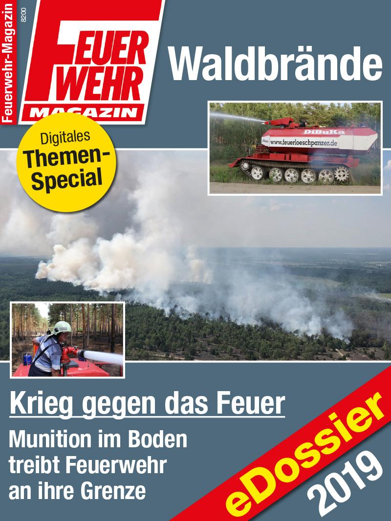 Produkt: Waldbrände – Krieg gegen das Feuer