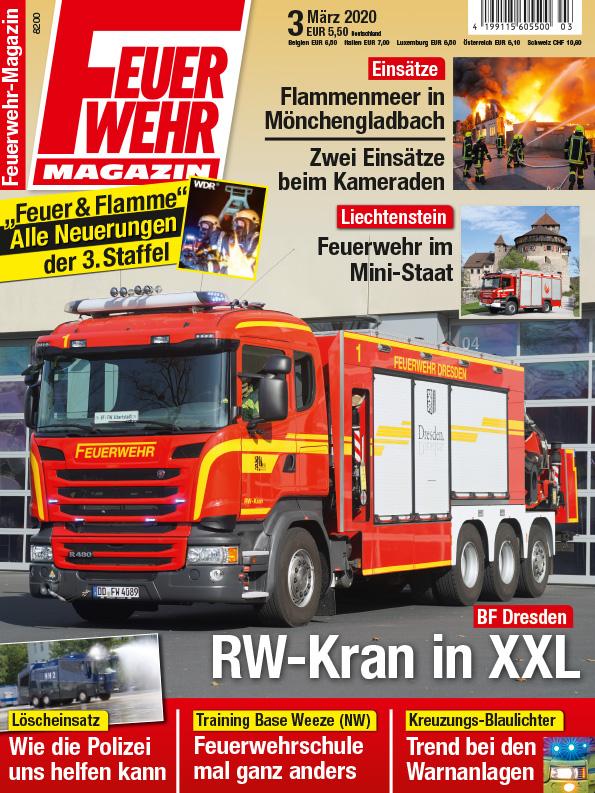 Feuerwehr-Magazin 3/2020