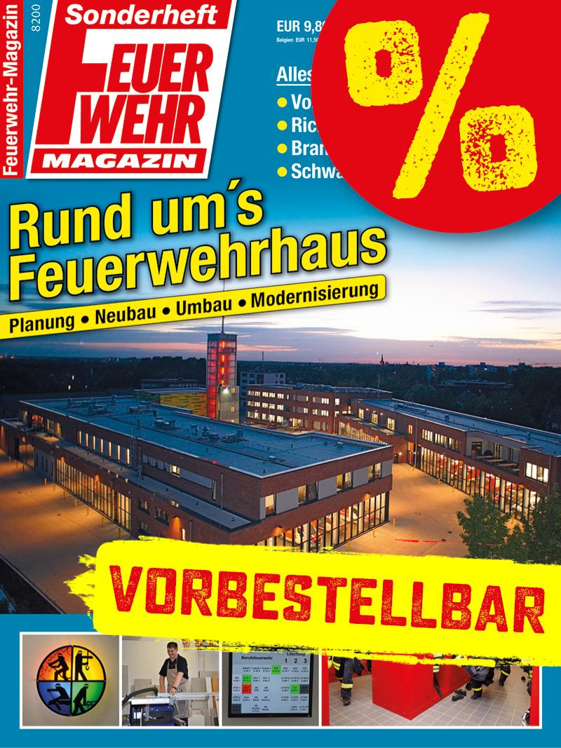 Produkt: Sonderheft: Rund um's Feuerwehrhaus