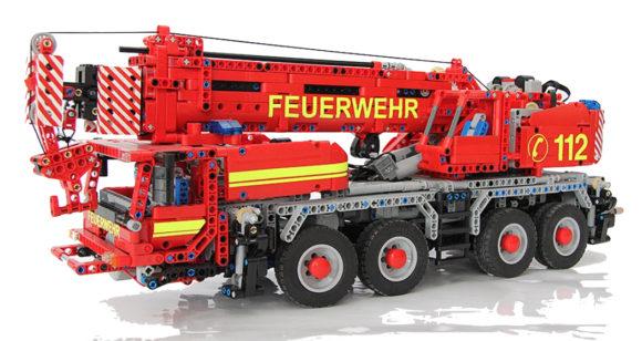 Lego Bauanleitungen Feuerwehr