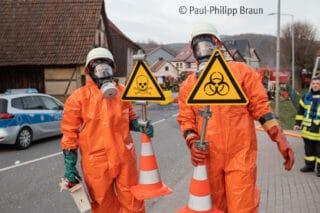 Gefahrguteinsatz