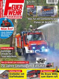 Produkt: PDF-Download: Feuerwehr-Magazin 05/2020