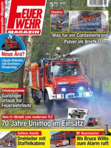 Produkt: Feuerwehr-Magazin 05/2020
