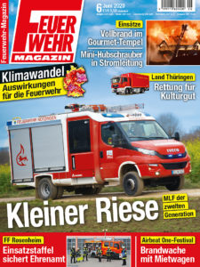 Produkt: Feuerwehr-Magazin 06/2020