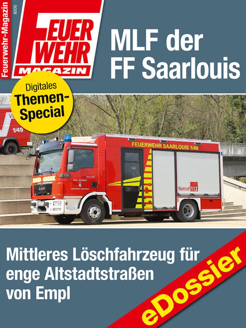 Produkt: Download MLF der FF Saarlouis