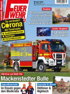 Produkt: Feuerwehr-Magazin 07/2020