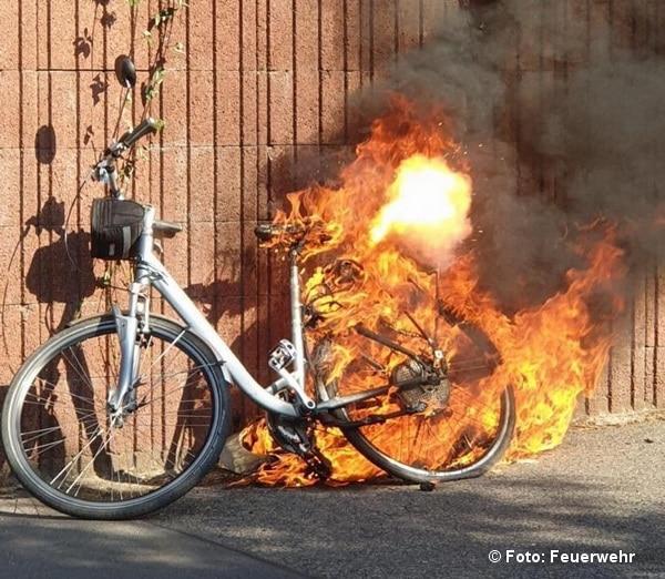 Brand Fahrrad