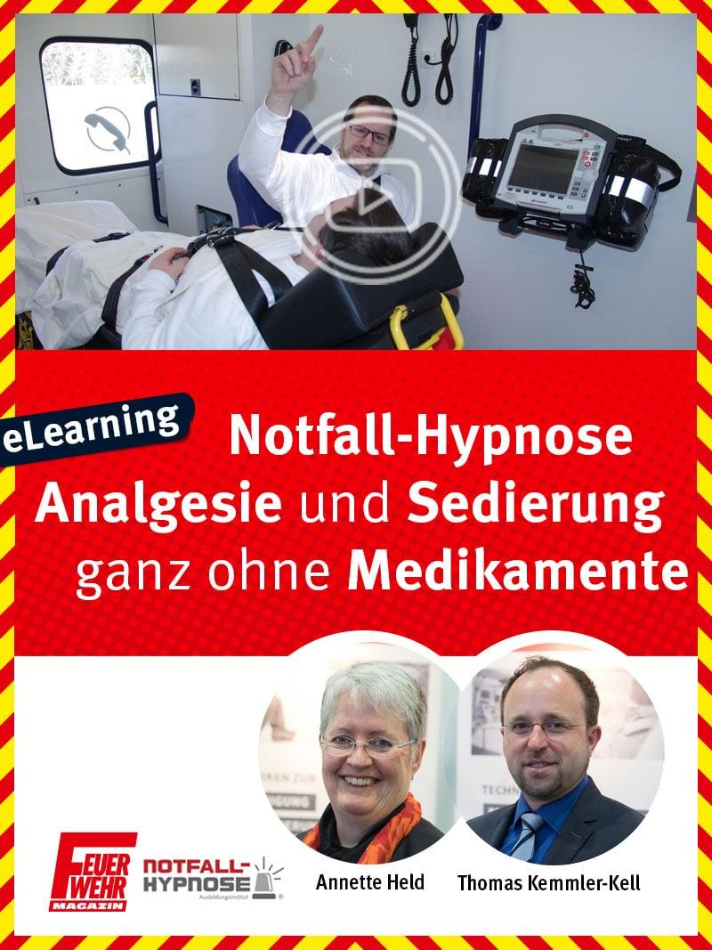 Produkt: Notfall-Hypnose – Analgesie und Sedierung ganz ohne Medikamente