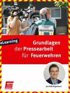 Produkt: Grundlagen der Pressearbeit für Feuerwehren