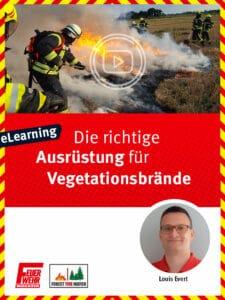 Produkt: Die richtige Ausrüstung für Vegetationsbrände