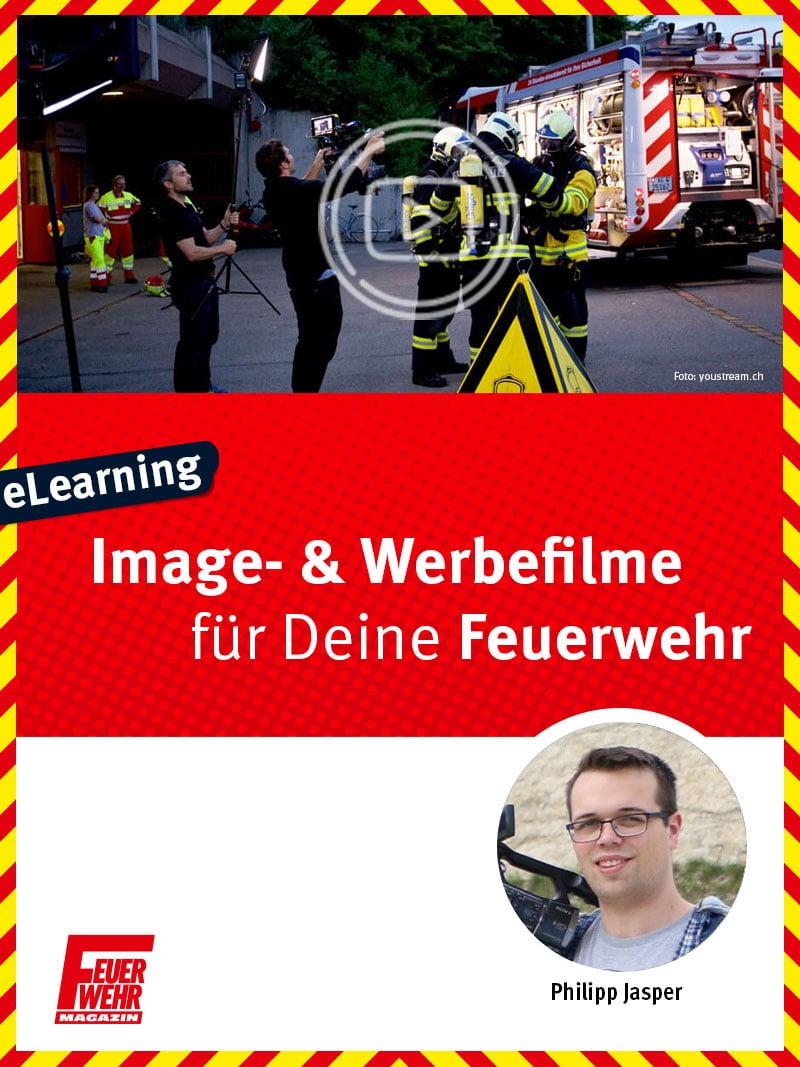 Produkt: Image- & Werbefilme für Deine Feuerwehr