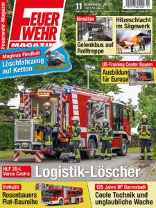 Produkt: Feuerwehr-Magazin 11/2020