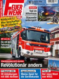 Produkt: PDF-Download: Feuerwehr-Magazin 12/2020