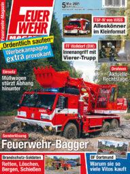 Produkt: Feuerwehr-Magazin 05/2021
