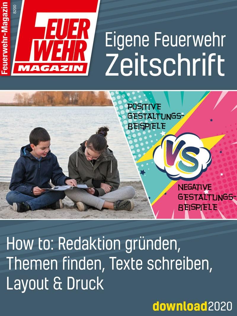 Produkt: Download Eigene (Jugend-) Feuerwehr-Zeitschrift