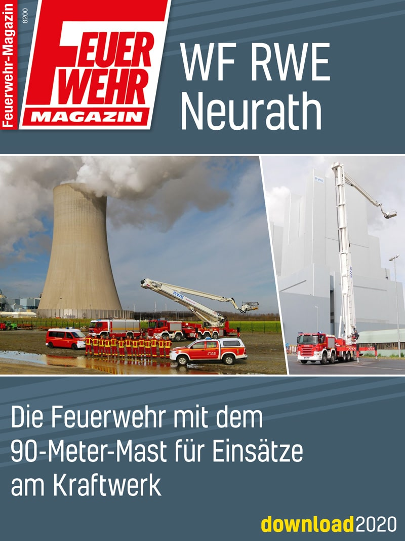Produkt: Download Werkfeuerwehr RWE Neurath