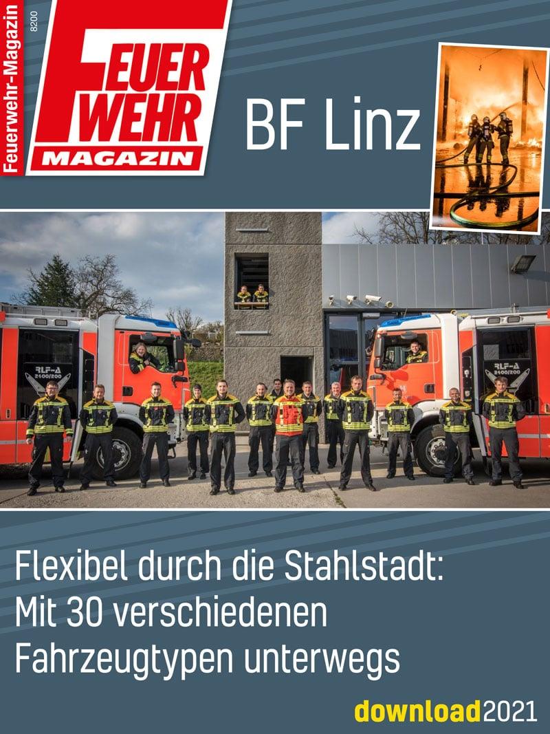 Produkt: Download Berufsfeuerwehr Linz
