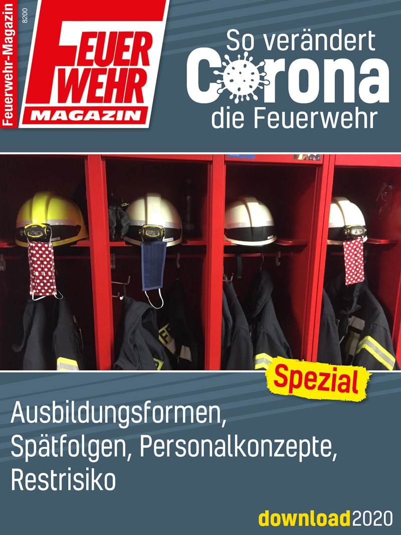 Produkt: Download So verändert Corona die Feuerwehr