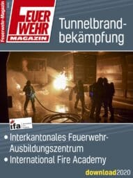 Produkt: PDF-Download: Tunnelbrandbekämpfung (ifa)