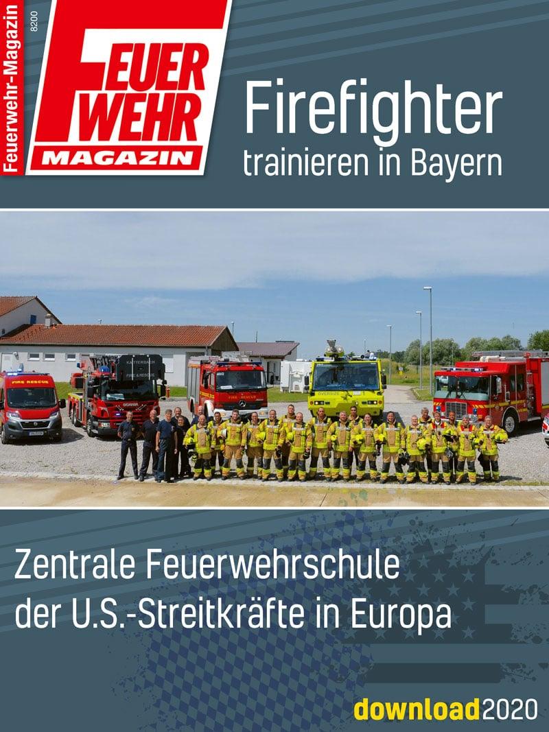 Produkt: Download Firefighter Training Center Ansbach
