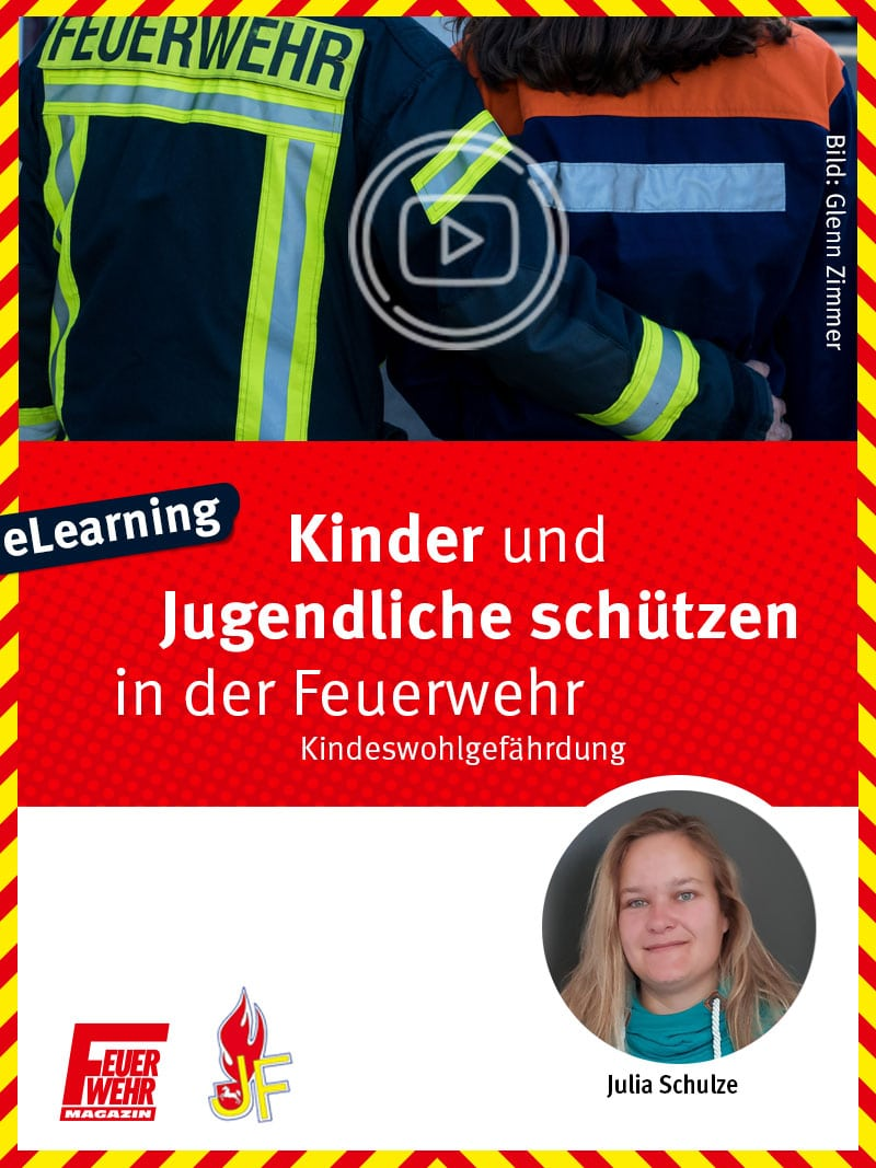 Produkt: Kinder und Jugendliche schützen in der Feuerwehr – Kindeswohlgefährdung