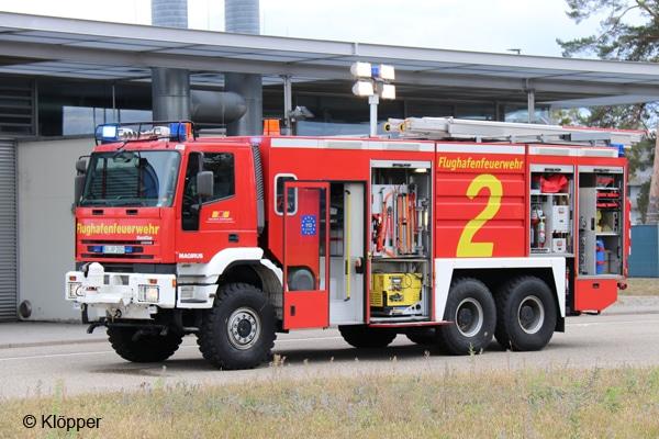 HTLF 24/50-5 Flughafenfeuerwehr Karlsruhe/Baden-Baden