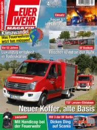 Produkt: PDF-Download: Feuerwehr-Magazin 04/2021