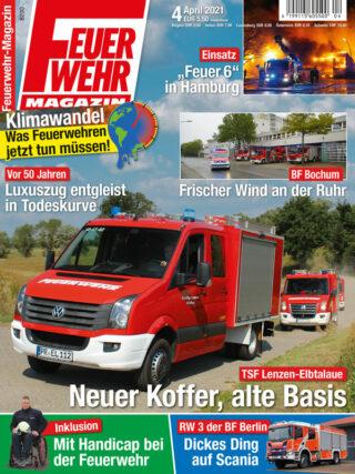 Feuerwehr-Magazin 4/2021