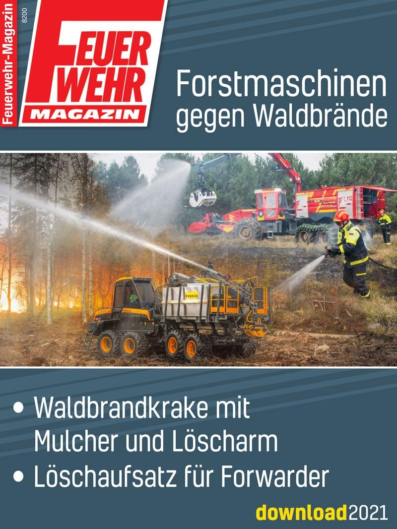 Produkt: Download Forstmaschinen gegen Waldbrände