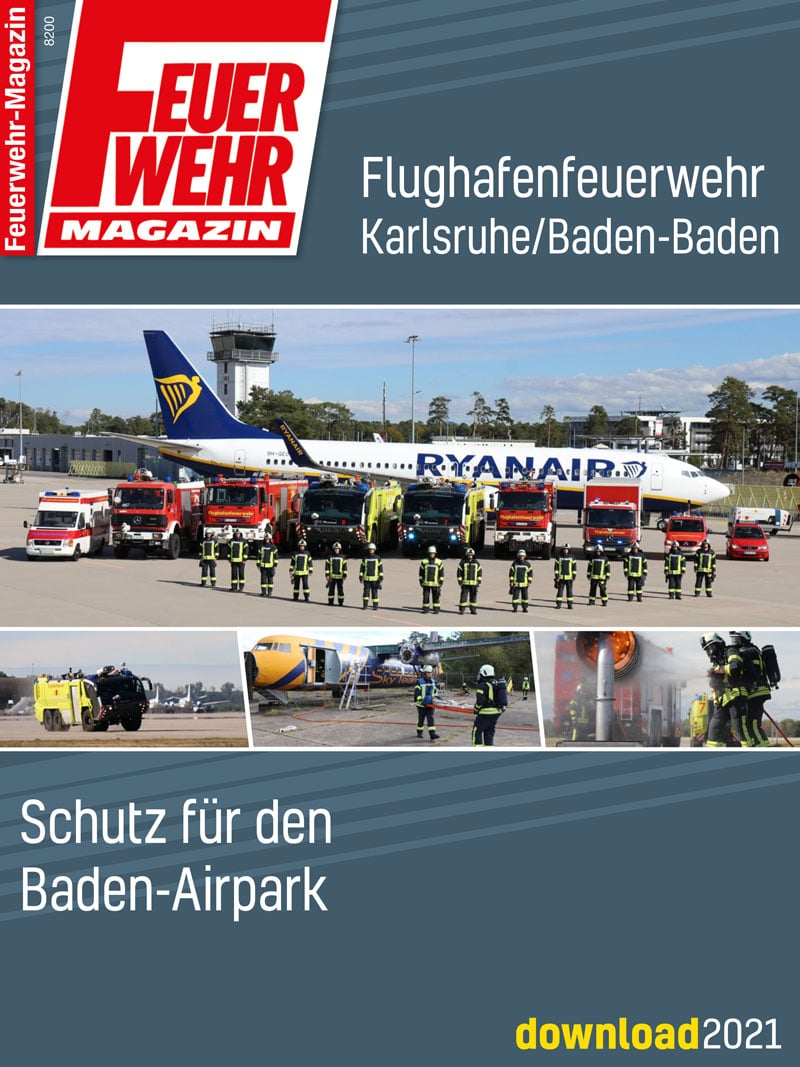 Produkt: Download Flughafenfeuerwehr Karlsruhe/Baden-Baden