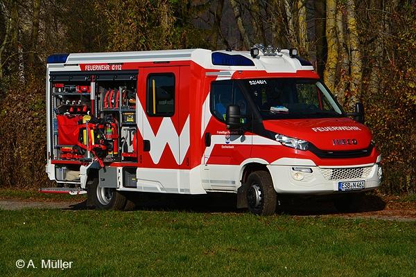 TSF-W Feuerwehr Eschenbach