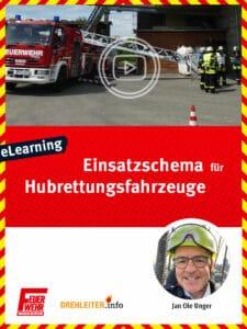 Produkt: Video Einsatzschema für Hubrettungsfahrzeuge