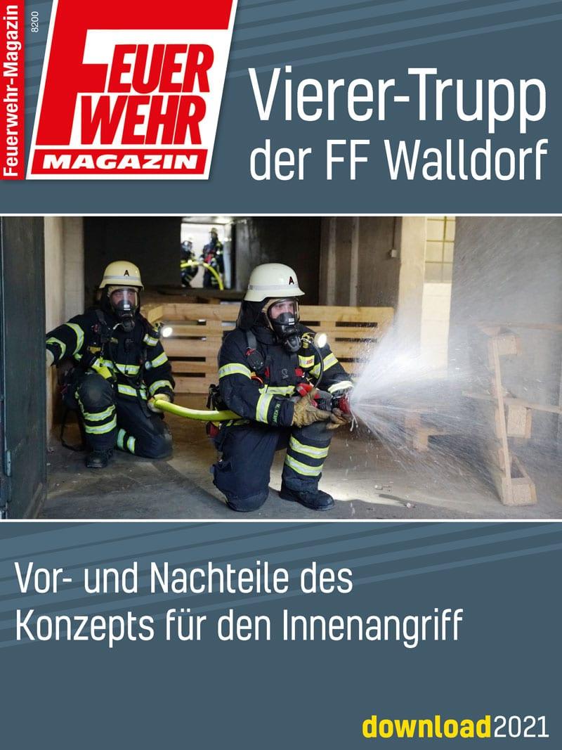 Produkt: Download Vierer-Trupp der FF Walldorf