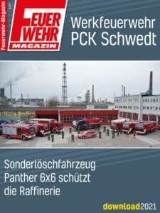 Produkt: Download Werkfeuerwehr PCK Schwedt